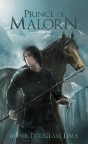 Prince of Malorn Cover for Kindle