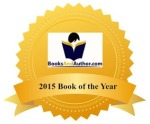 Booksand Authors award sticker