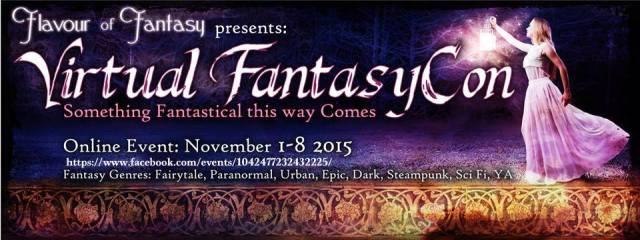 Banner for FantasyCon