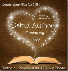 Debut author blog hop