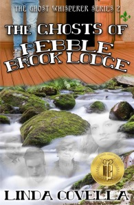 The Ghosts of Pebble Brook Lodge | Linda Covella, Author